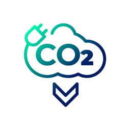 Reduction of CO2 emissions